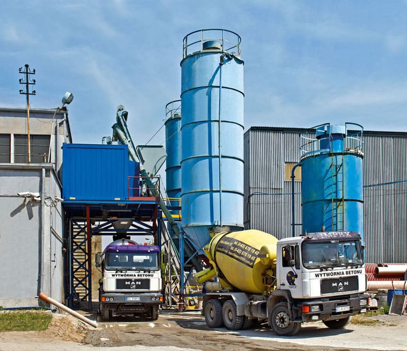 Wytwórnia betonu IMPEX- BETON