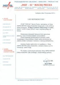 INST-EL Maciej Piecka